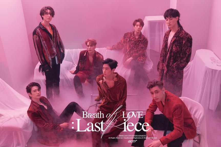 """GOT7 retorna com quarto álbum e clipe para """"LASTPIECE"""""""
