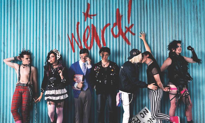 """Ouça """"Weird!"""", segundo álbum deYUNGBLUD"""