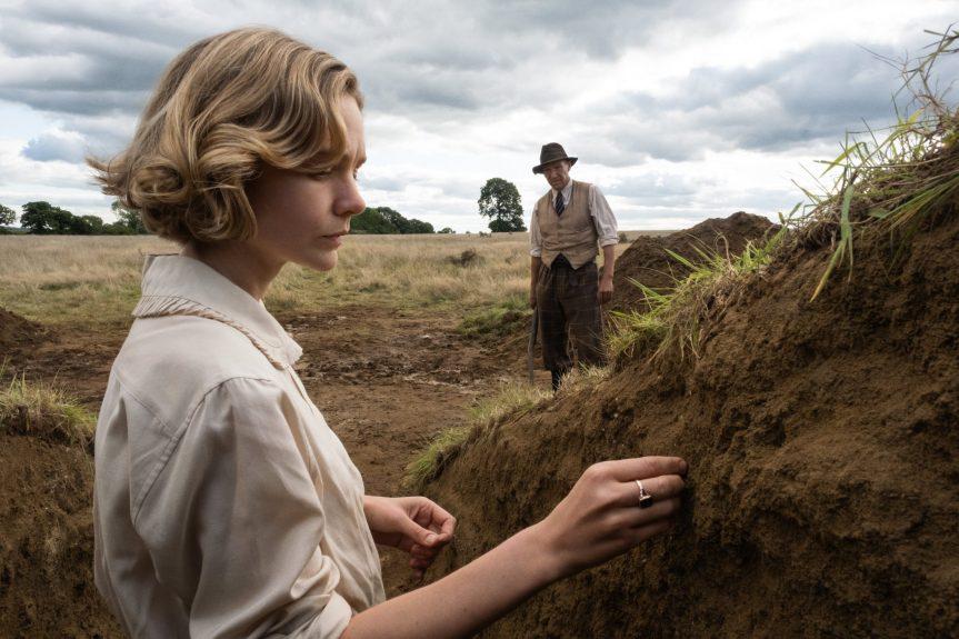 """""""A Escavação"""": filme com Ralph Fiennes e Carey Mulligan ganhatrailer"""