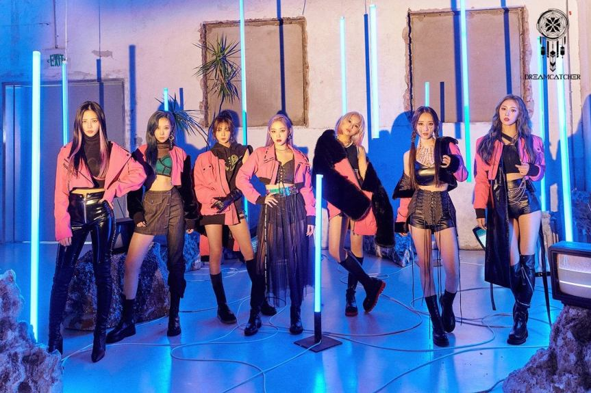 "Assista ao clipe de ""Odd Eye"", música título do comeback deDreamcatcher"
