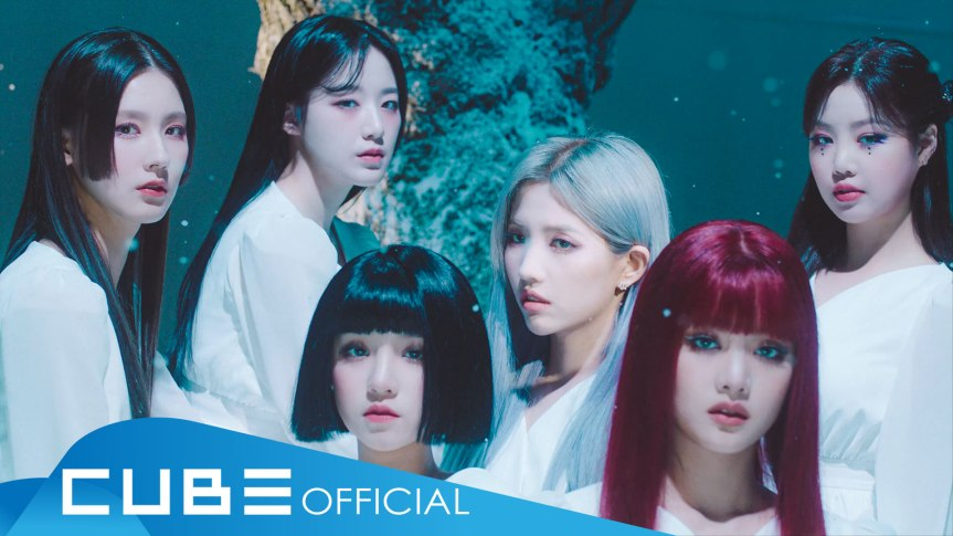 """DEUSAS! (G)I-DLE retorna com mini álbum """"IBurn"""""""