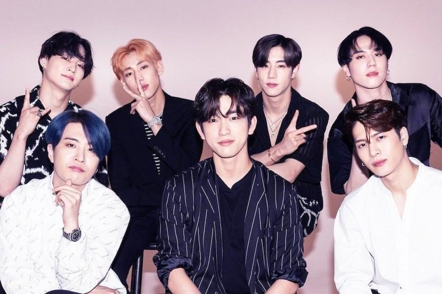 JYP Entertainment anuncia a saída do grupo GOT7 daempresa