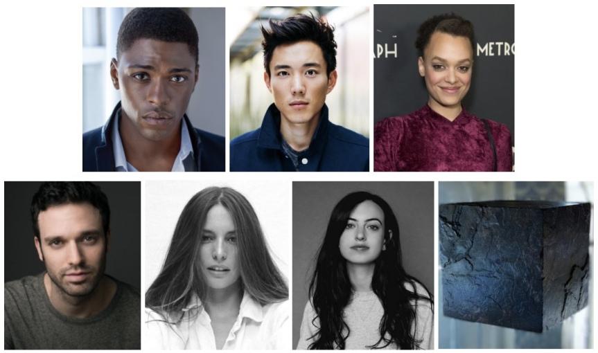 """""""The Umbrella Academy"""": Netflix revela foto do elenco da nova equipe da AcademiaSparrow"""